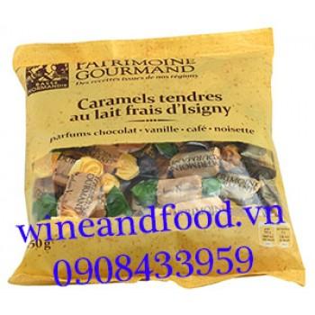 Kẹo Caramel sữa Patrimoine Gourmand 350g