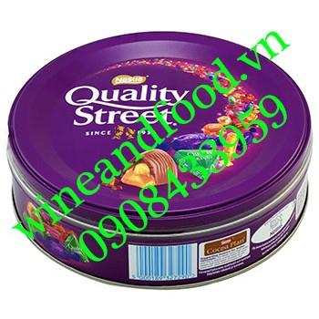 Kẹo hỗn hợp socola Toffees Quality Street Nestle 480g