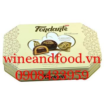 Kẹo socola caramel Elvan Fondante 500g