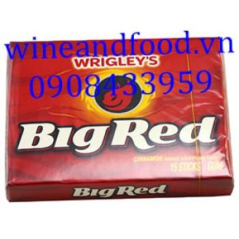 Kẹo cao su Big Red Wrigley's quế 15 thanh