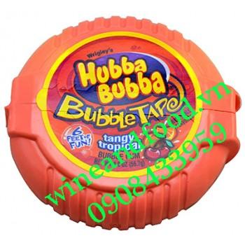 Kẹo gum Hubba Bubba Tangy Tropical 56g7