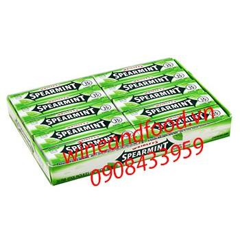 Kẹo gum Spearmint 5 miếng