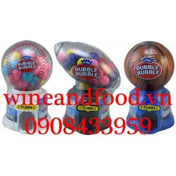 Máy kẹo cao su Dubble Bubble Original 40g