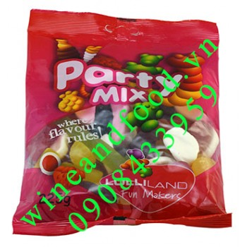 Kẹo dẻo Party Mix 225g