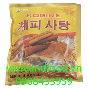 Kẹo quế Hàn Quốc Kogine bịch 200g