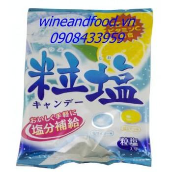 Kẹo chanh muối Tsubu Shio Senjaku 70g
