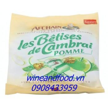 Kẹo cứng Afchain táo 120g