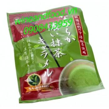 Kẹo mềm trà xanh Matcha Nhật Bản Eagle 65g