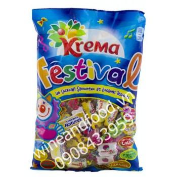 Kẹo mềm trái cây Krema 150g