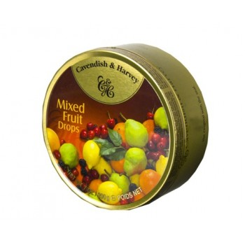 Kẹo Mix Fruits Drops Carvendish & Harvey 200g