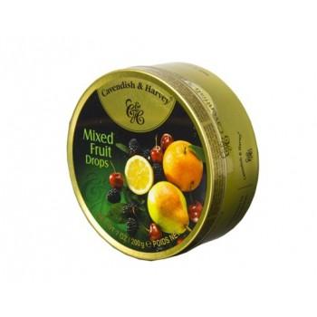 Kẹo Mix Fruits Drops Cavendish & Harvey 1 200g