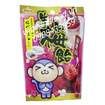 Kẹo mơ Nhật Bản Eikodo 100g