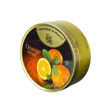 Kẹo Orange Drops Cavedish & Harvey 200g
