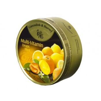 Kẹo trái cây Cavendish & Harvey Multi Vitamin 200g