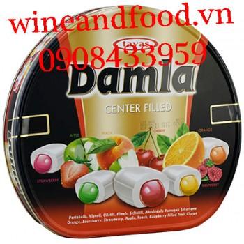Kẹo trái cây Damla Tayas 600g