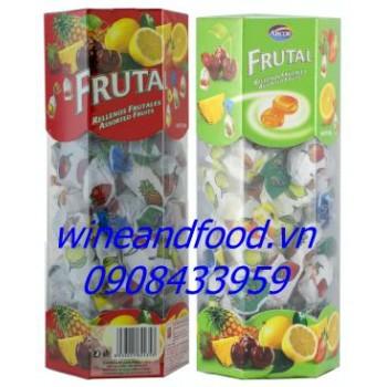 Kẹo trái cây Fruital Arcor 260g