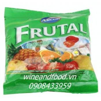 Kẹo trái cây Fruital Arcor 125g