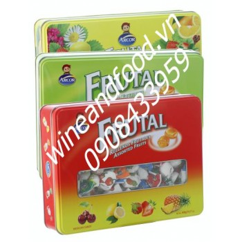 Kẹo trái cây Fruital Arcor 400g