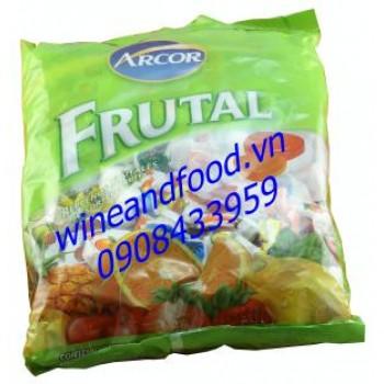 Kẹo trái cây Fruital Arcor bịch 810g