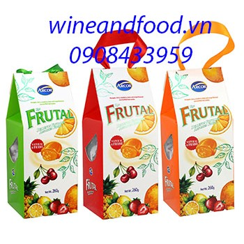 Kẹo trái cây Fruital Arcor hg 260g