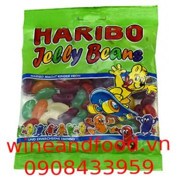 Kẹo trái cây Haribo Jelly Beans 175g