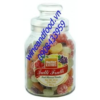 Kẹo trái cây Heller and Strauss 966g
