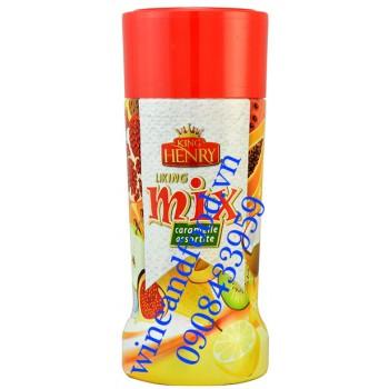 Kẹo trái cây Hennry Liking Mix 120g
