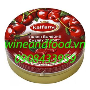 Kẹo trái cây Kalfany hộp thiếc 150g