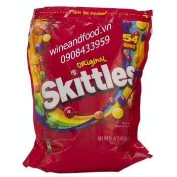 Kẹo trái cây Skittles Original 1kg53