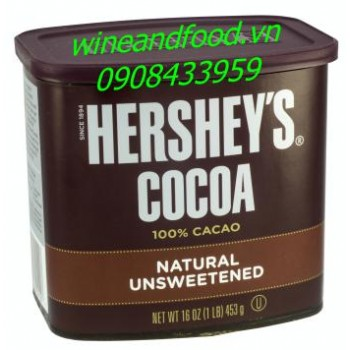 Bột cacao Hershey's 453g