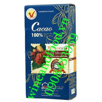 Bột cacao nguyên chất không đường Chào Buổi Chiều 150g