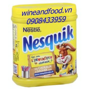 Bột socola Nesquik 490g