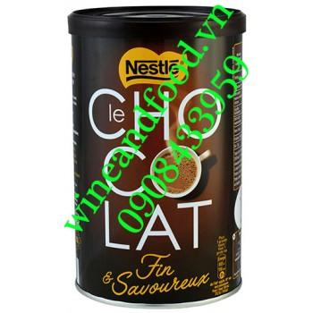 Socola bột Le Chocolat Fin & Savoureux Nestle 500g