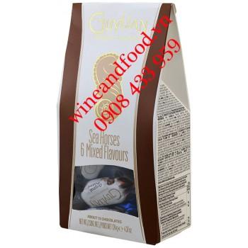 Kẹo socola Guylian Sea Horses hộp 124g