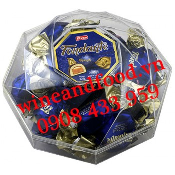 Kẹo Socola nấm Truffle Elvan 220g