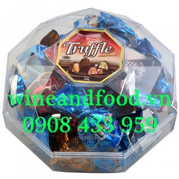Kẹo socola nấm Truffle Elvan 350g