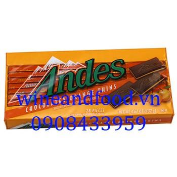 Socola cam Andes 132g