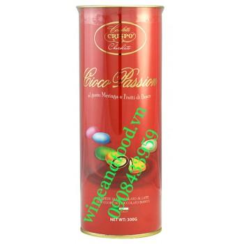 Socola Cioco Passion Confetti Crispo 300g