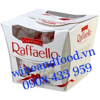 Socola Dừa Raffaello Confetteria Ferrero 150g