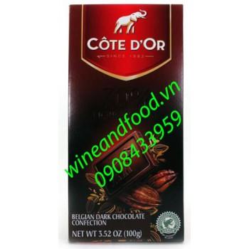 Socola Cote D'or 70% 100g