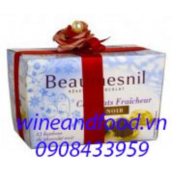 Socola đen Beaumesnil 200g