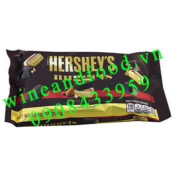 Socola Hershey's Nuggets Special Dark hạnh nhân 299g
