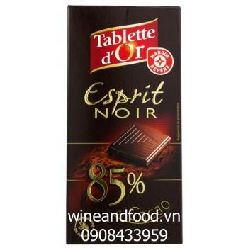 Socola Tablette d'Or 100g