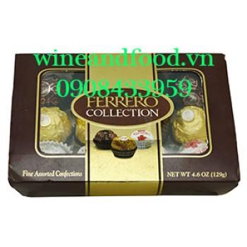 Socola Ferrero Collection 12 viên 129g