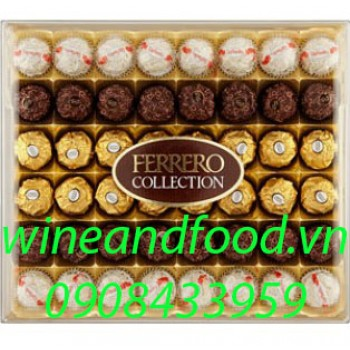 Socola Ferrero Collection 518g
