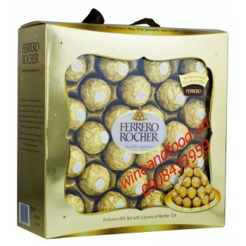 Socola Ferrero hộp 300gx2