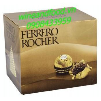 Socola Ferrero hộp giấy 600g