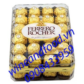 Socola Ferrero hộp nhựa 600g