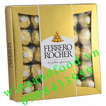 Socola Ferrero Rocher 25 viên 312g