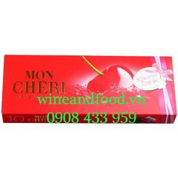 Socola nhân rượu Mon Chéri Piemont Kirsche 105g